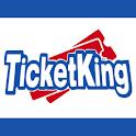 Ticket King logo