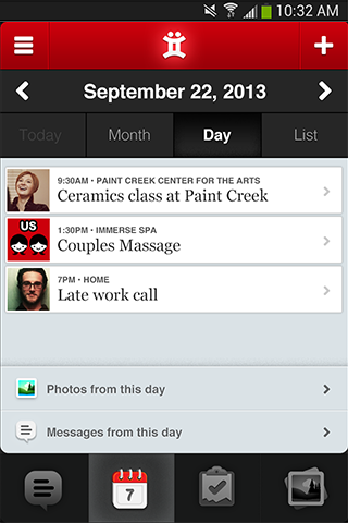 Twyxt - for your relationship - screenshot