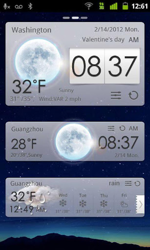 GO Weather EX 5.43.apk free download cracked on ... - HiAppHere