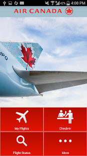 Air Canada - screenshot thumbnail