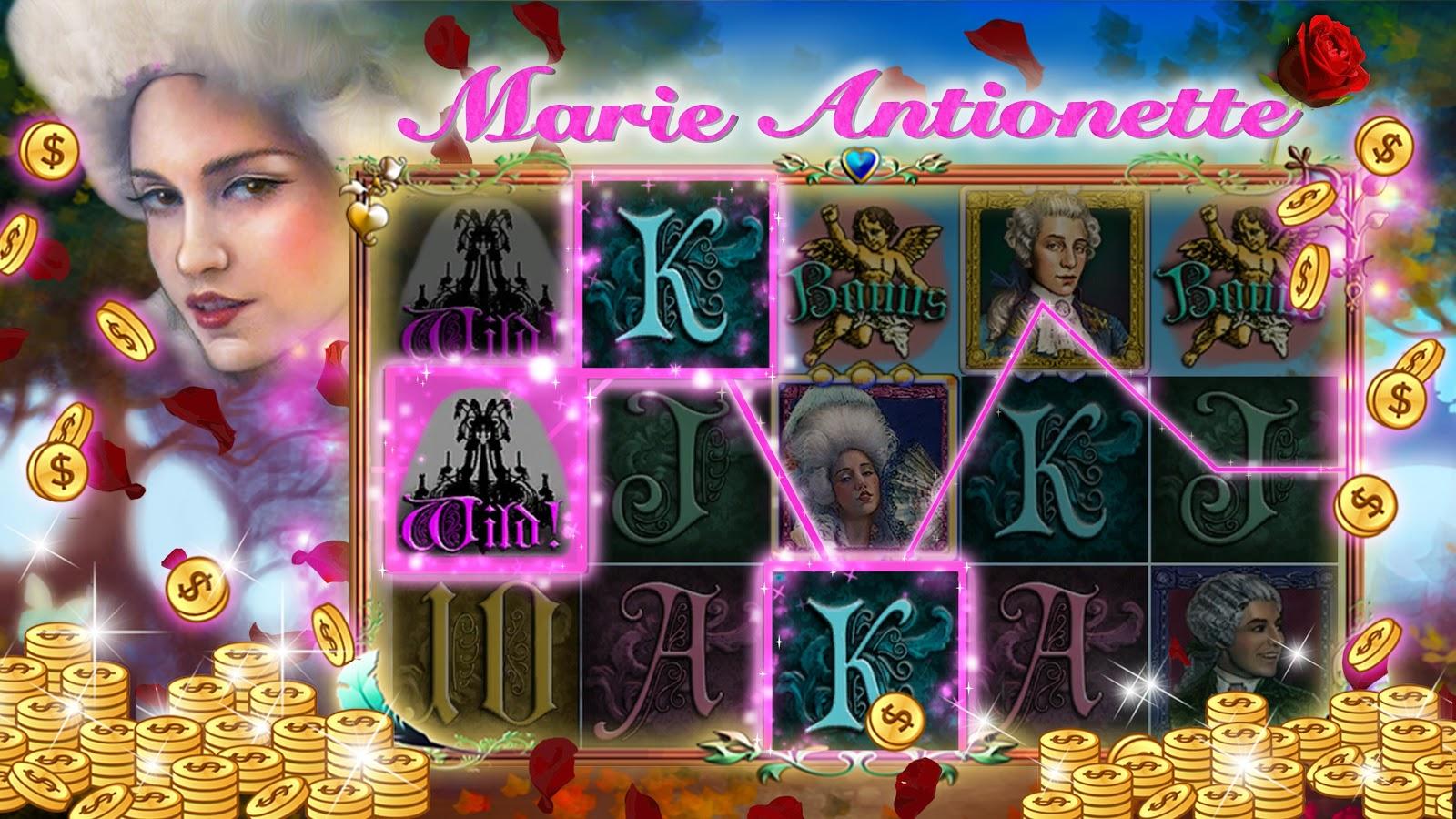 free slots romances games