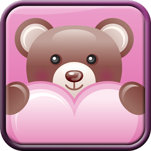 Teddy Bear Hearts Wallpaper - Android Apps on Google Play