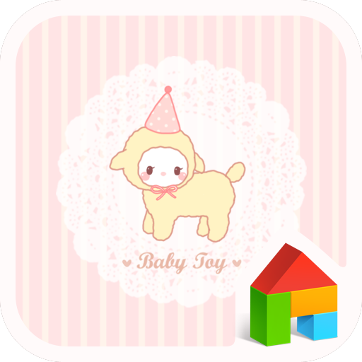 baby toy 도돌런처 테마 個人化 App LOGO-APP試玩