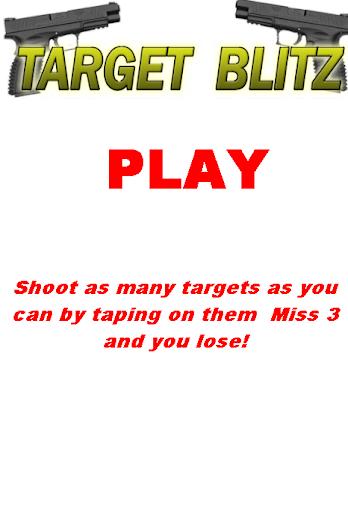 Target Blitz - Gun Shooting