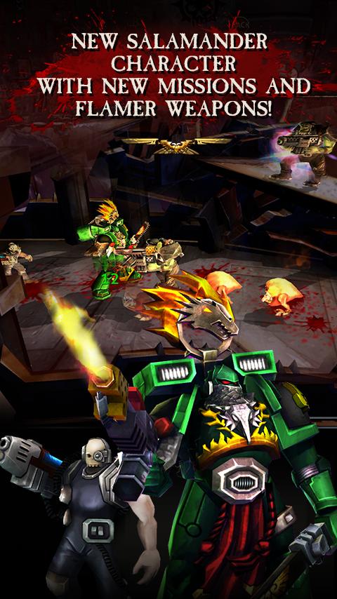 Warhammer 40,000: Carnage- screenshot