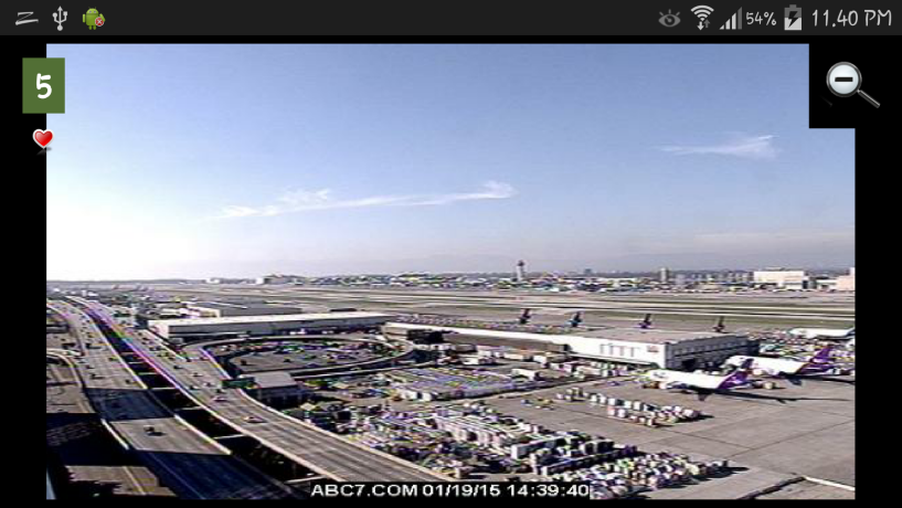 Cameras US - Traffic cams USA - screenshot