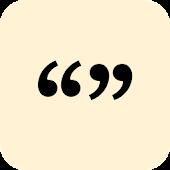 오늘의 좋은 말™ - 명언, 명대사 + 위젯