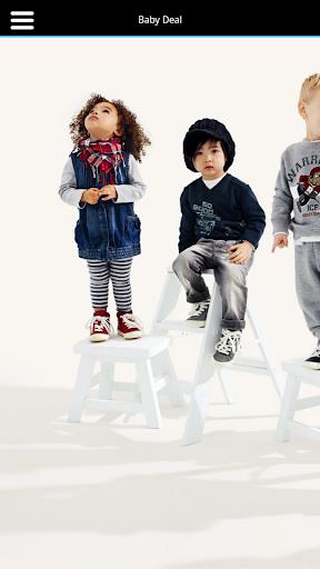BABY DEAL: Thời trang trẻ em