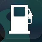 TankenApp mit Benzinpreistrend icon