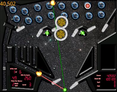 Space Laser Multiball Pinball