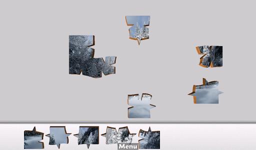 Snowy Landscapes Jigsaw