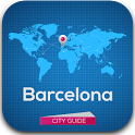 Barcelona Guide Weather Hotels icon