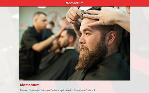 Momentum Barbershop