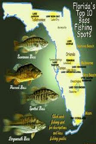 Local Fishing Map, Find the Best Places to Fish | Take Me Fishing