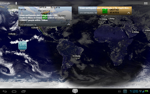 【免費新聞App】GDACS-APP點子