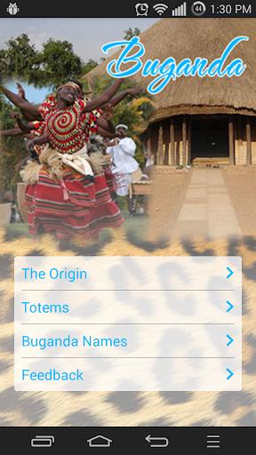 Buganda kingdom