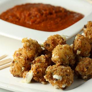 Fried Mozzarella Balls
