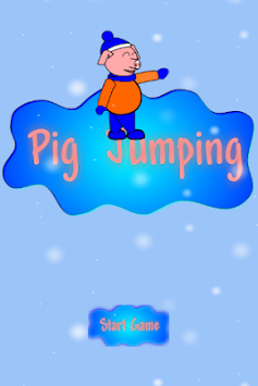 Pig Jumping apk screenshot