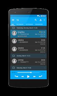 Call recorder (Full) - screenshot thumbnail