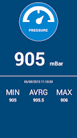 Screenshot of Thermometer Galaxy S4 Free