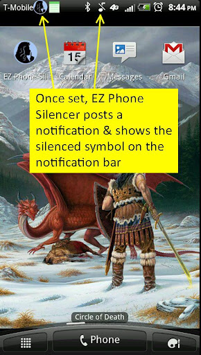 EZ Phone Silencer Free  screenshots 5