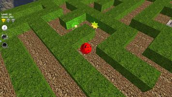Screenshot of Maze 3D