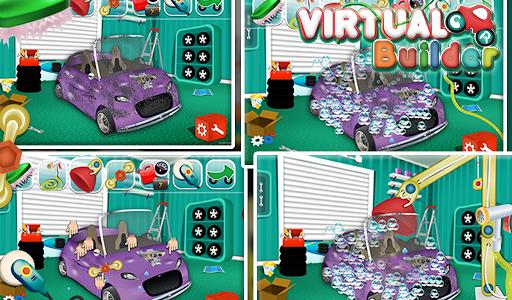玩免費休閒APP 下載虚拟汽车制造商 app不用錢 硬是要APP