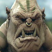 Oger the Game Live Wallpaper F