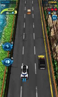 Screenshots of Speed Racing for iPhone