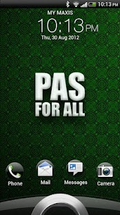 PAS Theme For Android - screenshot thumbnail