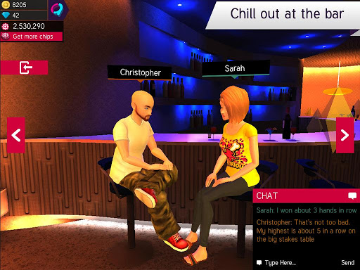 Avakin Poker - 3D Social Club  {cheat|hack|gameplay|apk mod|resources generator} 3
