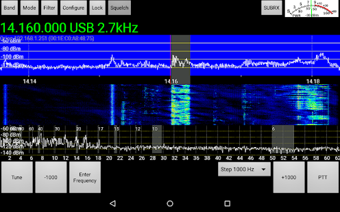 OpenHPSDR Radio- screenshot thumbnail