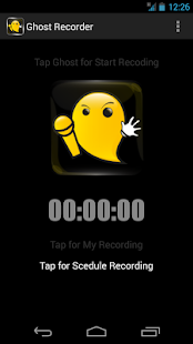Ghost Recorder - screenshot thumbnail