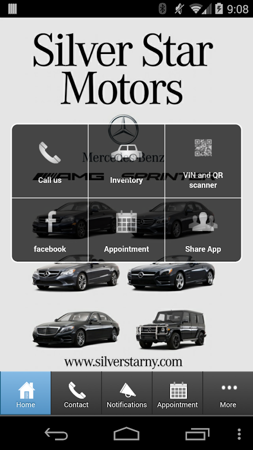 Silver Star Motors Android Apps On Google Play