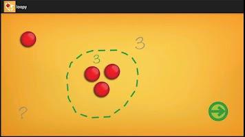 Screenshot of fun math for kids
