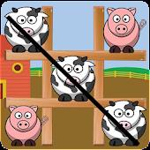 Farm Tic Tac Toe