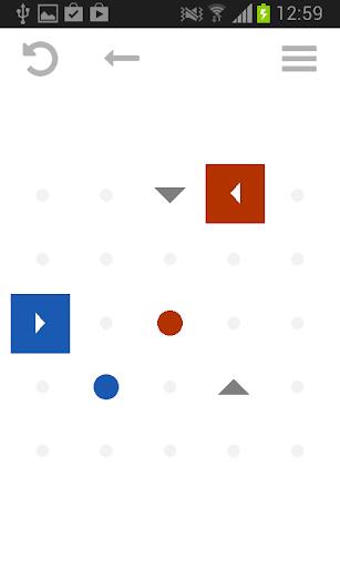 Push the squares