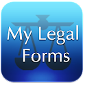 Legal Forms Document Templates icon