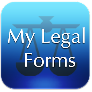 Legal Forms Document Templates 1.0 Icon