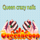Queen Crazy Nails