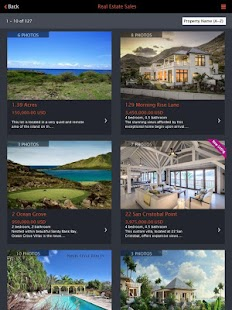 Nevis Style Realty,Real Estate- screenshot thumbnail
