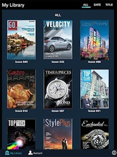 Editions Newsstand- screenshot thumbnail