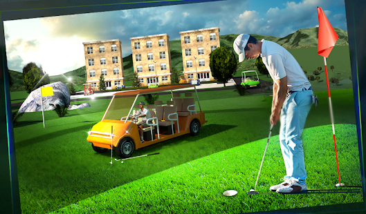 Golf Cart Simulator 3D 12