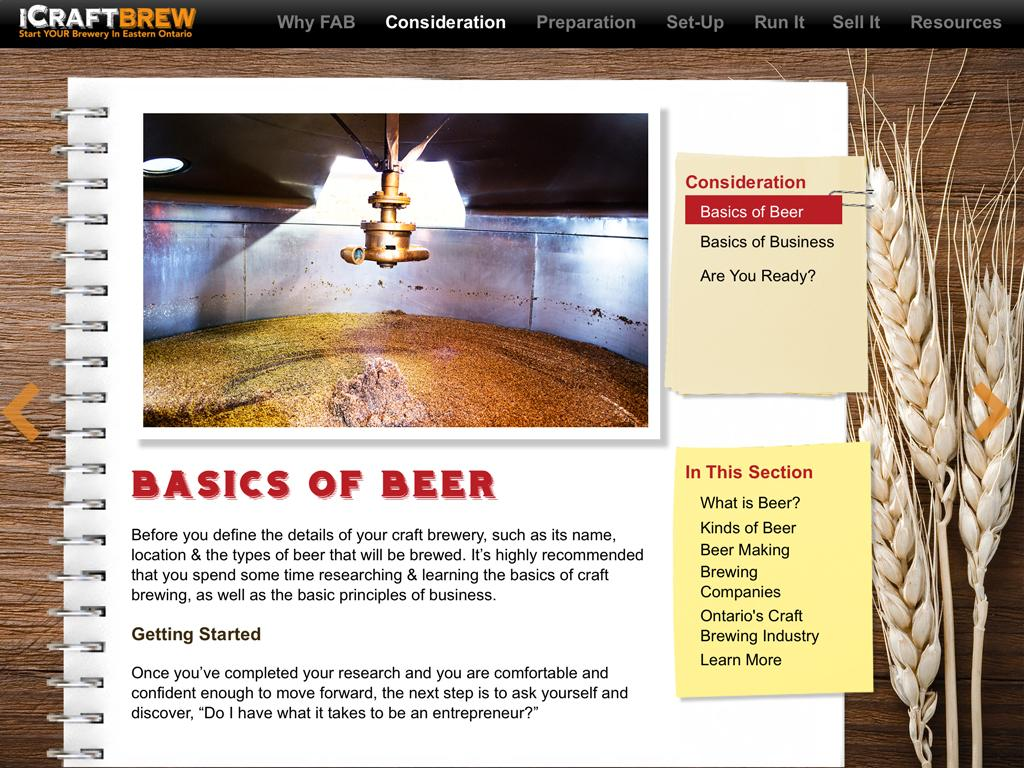 iCraftBrew-Craft Brewing Guide- screenshot