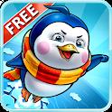 تحميل لعبة Penguin Jump: Ice Racing.APK لعبة مميزة مجانية للاندرويد