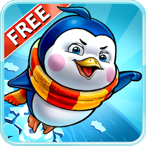 Penguin Jump Ice Racing Saga