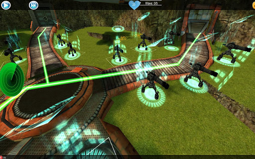 descargar SD Future Defense v3 Android