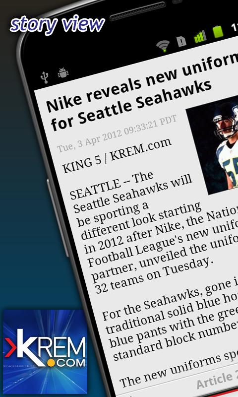 KREM 2 News - screenshot