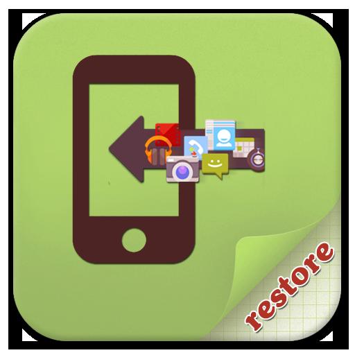 Restore Mobile Data Guide 生產應用 App LOGO-硬是要APP