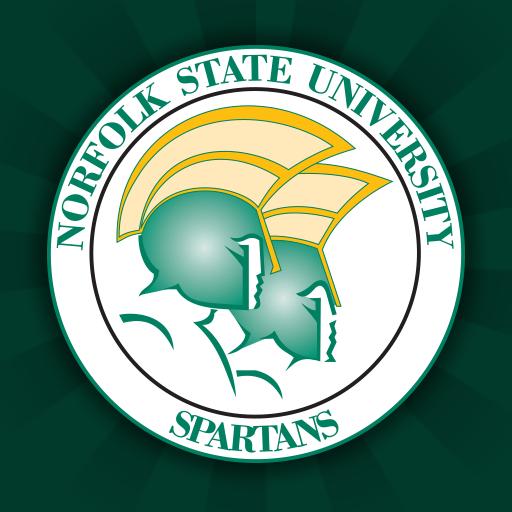Norfolk State Spartans LOGO-APP點子